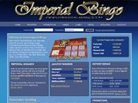 Imperial Bingo Lobby