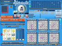 Bingo Splash Lobby