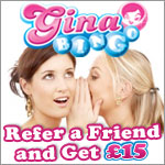 Spread the word and get £15 free