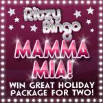 Mama Mia Tournament Hots Up At Ritzy Bingo