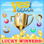 Lucky Winners and Withdrawal Conditions at Yes Bingo