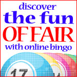 Discover the Fun of the Fair with Online Bingo